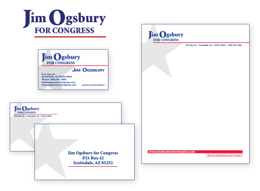 Jim Ogsbury for Congress